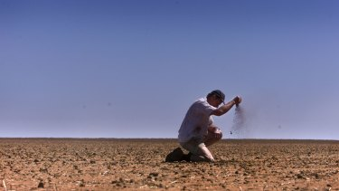 Past droughts have hit our agriculture sector hard.