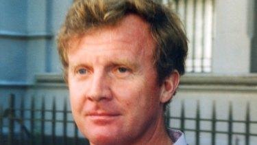 Edward Dowlan in 1994.