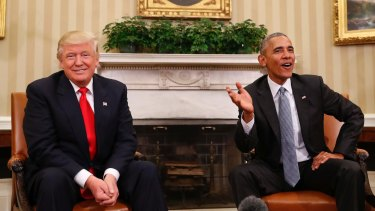 Donald Trump's shock election has led President Barack Obama's administration to abandon plans to push through the TPP during the lame duck congressional session.
