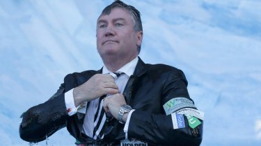 Eddie McGuire's sexist comments have been criticised by Malcolm Turnbull.