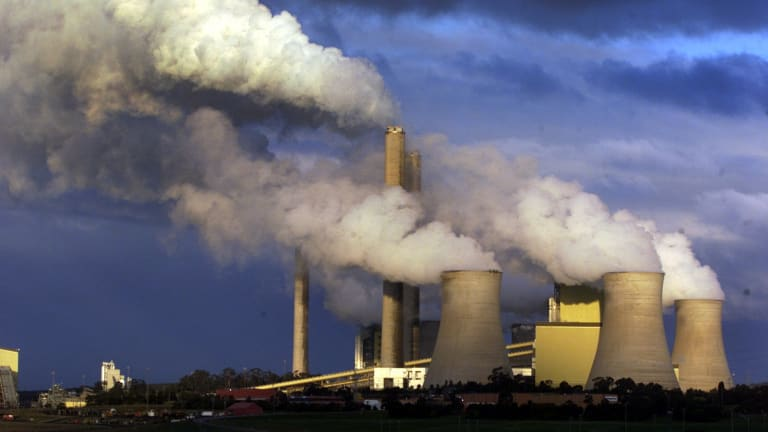 La Trobe Valley's Loy Yang coal-fired power station is among the big polluters.