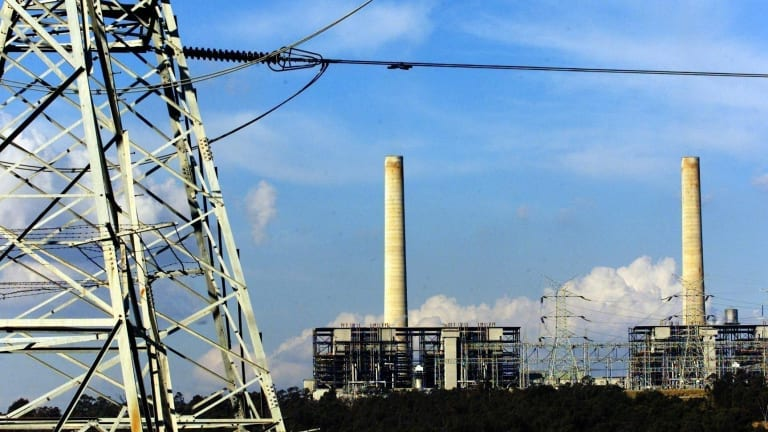 Liddell Power station, which AGL so far plans to close in 2022 – despite federal government efforts to keep it going.