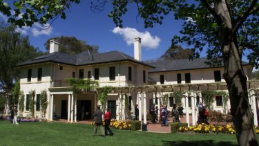The Lodge renovations cost more than $11 million.