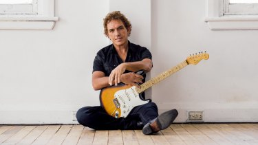 Ian Moss is about to release his seventh solo album.