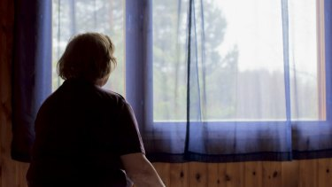 Difficulty paying bills and social withdrawal can be signs that an older person is being abused financially.