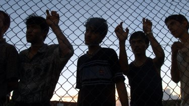 Australia is paying hundreds of millions of dollars to have asylum seekers detained on Nauru.