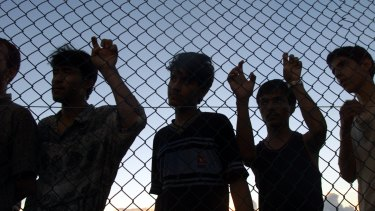 Australia is the only country to impose mandatory detention as the first resort for asylum seekers, including children.