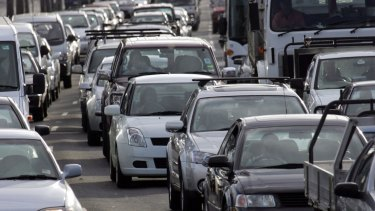 Toll roads are certain to be a larger part of Sydney's transport mix.