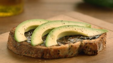 Vegemite and avocado on toast is now considerably more expensive.