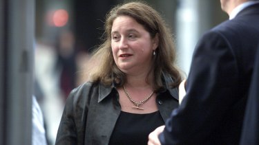 Deputy Chief  Magistrate  Jelena Popovic whose bail decision has been criticised.