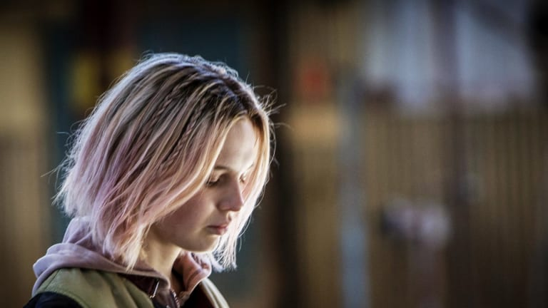 Odessa Young in <i>The Daughter</i>.