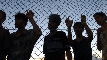 Asylum seekers on Nauru fear living in the community more than in detention.