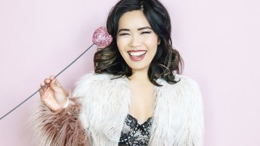 Comedian Diana Nguyen's nickname is DD.