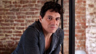 Actor Vince Colosimo.