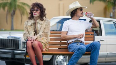 Hollywood is demanding that Australian internet providers hand over details of people who illicitly downloaded the film <em>Dallas Buyers Club</em>.
