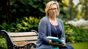 Rosie Batty, whose son Luke, 11, was killed by his father in 2014.