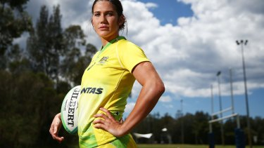 048ed9d1abbec9 Australia s womens rugby sevens side relishing the challenge of 2018 ...