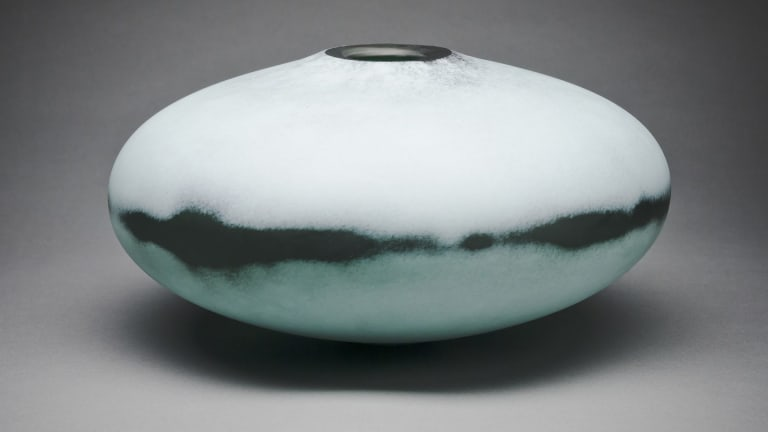 Lisa Cahill's <i>Becloud No. 4.</i>