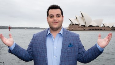 """I think that we all fell in love with this script"": Josh Gad."