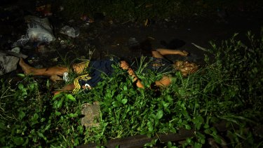 One of thousands of people killed in the Philippines government's drug war.
