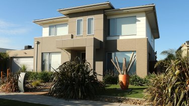 Gary Baron's new house in Lara