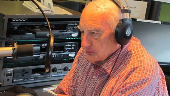 Radio presenter and music lover