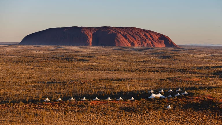 """Uluru is """"not a theme park like Disneyland"""", a senior traditional owner says."""