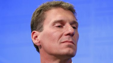 Liberal senator Cory Bernardi is quitting the party.
