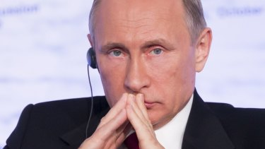 Fresh threats against Russia for President Vladimir Putin to  weigh.