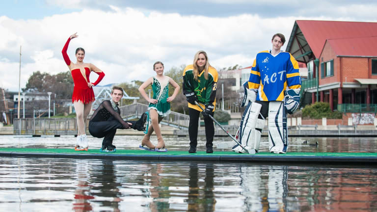 A second ice venue would benefit all ice sports in Canberra, including the Canberra Brave.