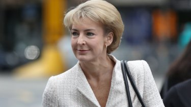 "Michaelia Cash said the measures would enhance the sector ""as a direct pathway into Australia's labour market""."