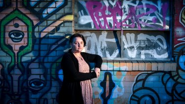 Sam Warner, 18, has spent most of her life in foster care.
