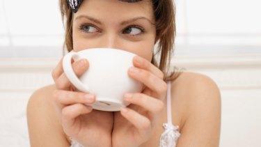 Tea time: fasting days.