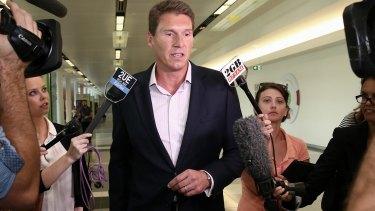 Australian rowing veteran, and Liberal senator Cory Bernardi.