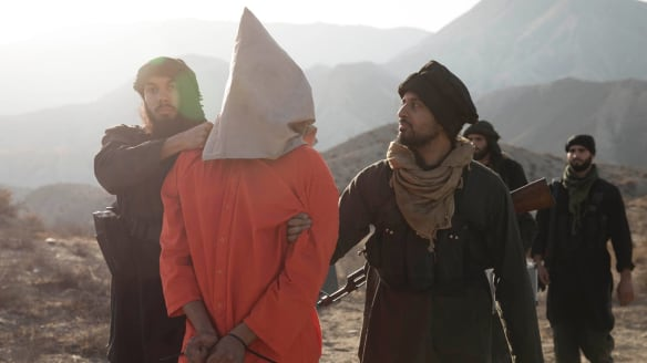 <i>The State</i> depicts the lives of four young British Muslims who travel to Syria to join IS.