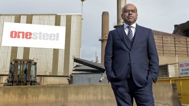 Sanjeev Gupta, executive chairman of Liberty House Group, says tackling energy costs is a key priority for Arrium.