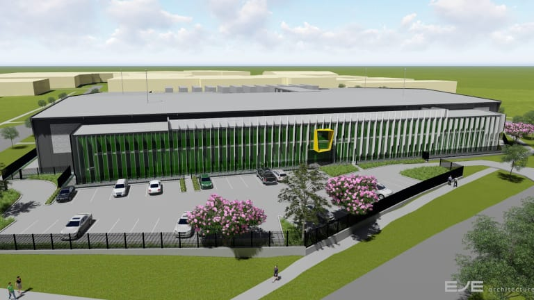 Canberra Data Centres has kicked off the build for its newest $150 million data centre in Fyshwick.