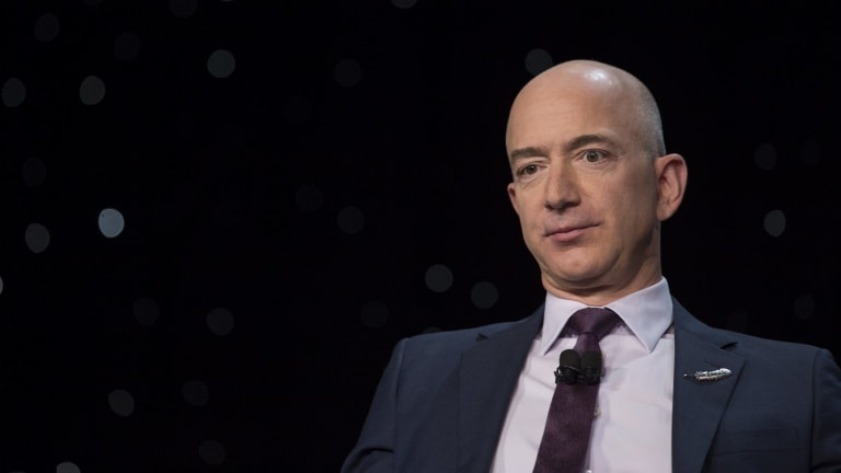 The world's richest man, Jeff Bezos, wants to bring <i>Lord of the Rings</i> to Amazon.