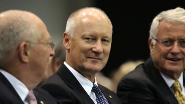 Wesfarmers chief executive Richard Goyder is committed to coal.