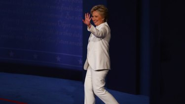 A National Pantsuit Day was held in honour of Democratic presidential nominee Hillary Clinton.