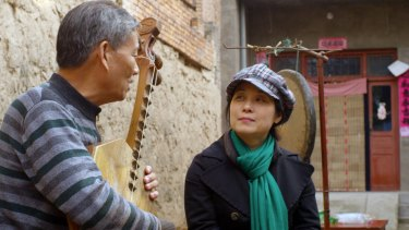 <i>The Music of Strangers</i> squeezes Yo-Yo Ma's broad vision of music and its purpose into the small space of the cinema screen.
