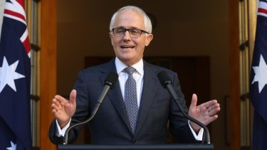 Prime Minister Malcolm Turnbull said in June public servants were becoming 'mail boxes for sending out tenders and then receiving the reports and paying for them'.
