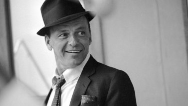 Frank Sinatra may have a known a thing or two about drink, sex and drugs.