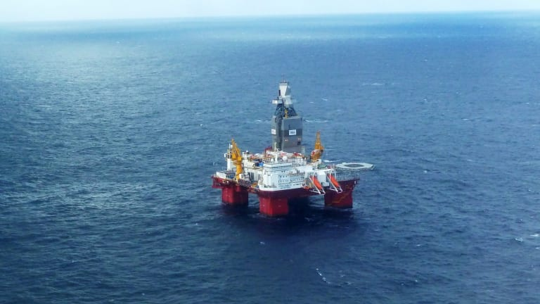 The oil and gas sector is set to spend $US2.3 trillion over the next eight years on upstream capex.