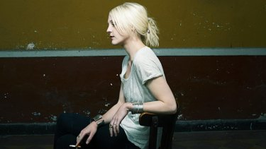 Reflective: Laura Marling says she cultivates a public reserve.