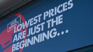 Bunnings' price promise has helped it dominate hardware in Australia.