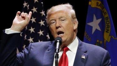 Unfit for office: Donald Trump.