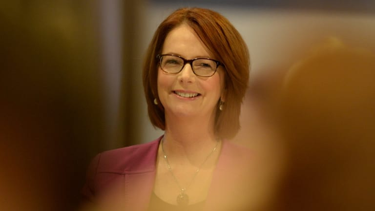 No whitewash: Julia Gillard tackles leadership tensions with Kevin Rudd very early in her book.