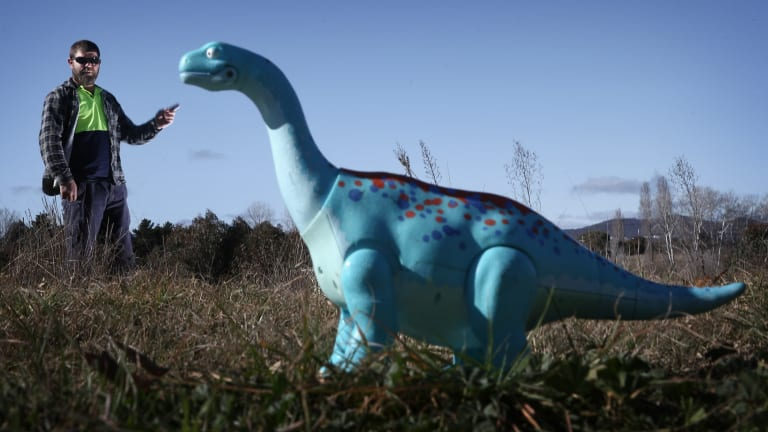 Police in toy dinosaur case accused of causing Rickey Caton to lose his job