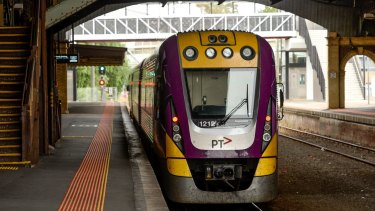 The state government wants to spend $1.45 billion on regional rail but needs federal government funding.